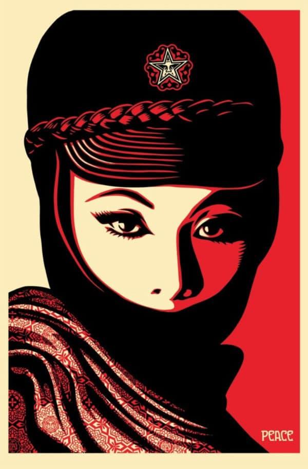 Impression Offset de l'artiste Shepard Faire
