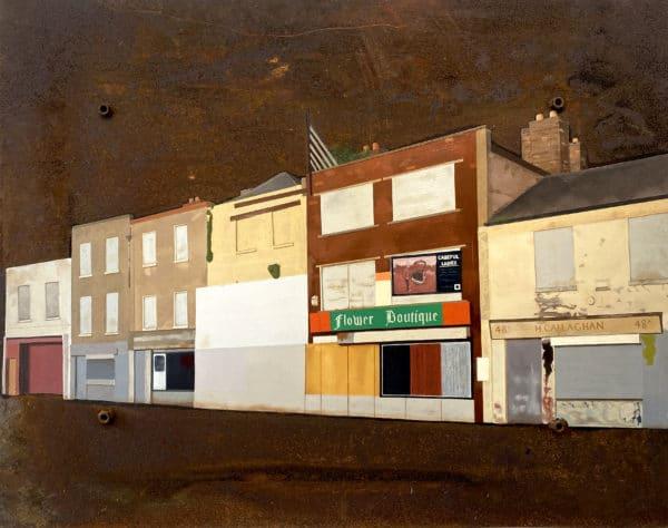 Sean O'Rourke - Cork Street